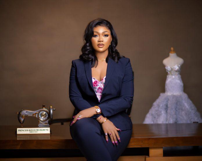 Princess Kelechi: Creating financial independence through fashion business