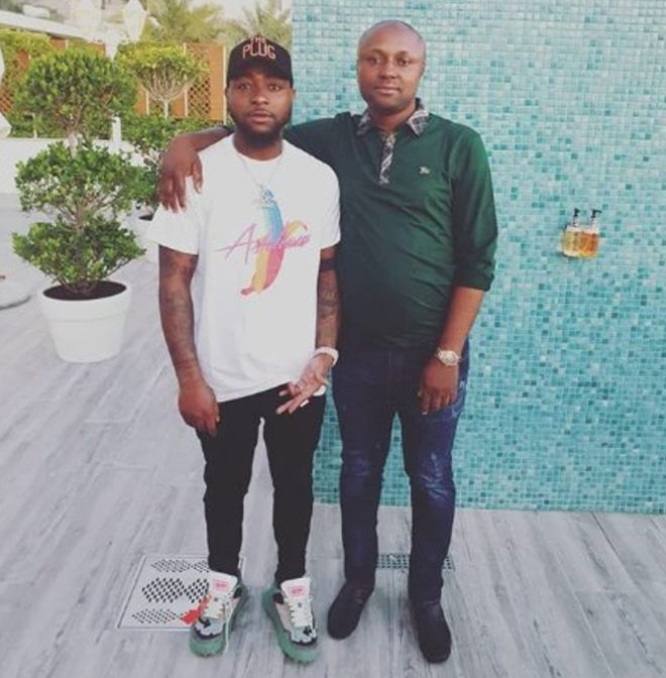 I Can't Kill Davido For Even N10 Trillion- Isreal DMW