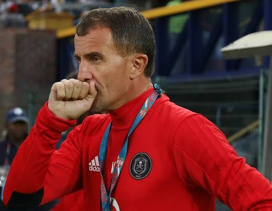 Zambia Fire Coach Sredojevic After 17 Months