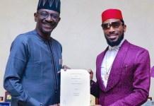 D'Banj Bags New Endorsement Deal