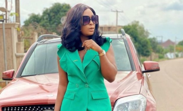 Blessing Okoro Reveals How She Was Physically Assaulted By Her Ex-husband