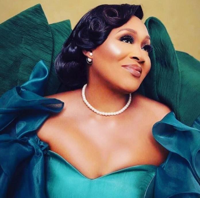 Kemi Olunloyo Debuts In Nollywood Movie