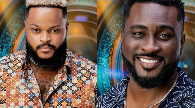 BBNaija 2021: Pere Is A Weird, Manipulative And Egoistic Person- Whitemoney Reveals