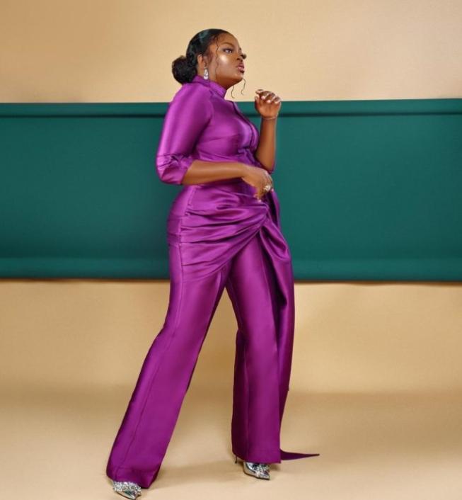 Actress Funke Akindele Release Gorgeous Photos To Celebrate Birthday