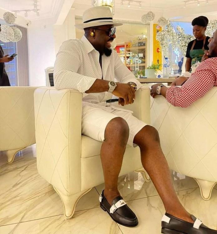 Checkout Why Uche Maduagwu Questioned Luxurious Lifestyle Of Jim Iyke