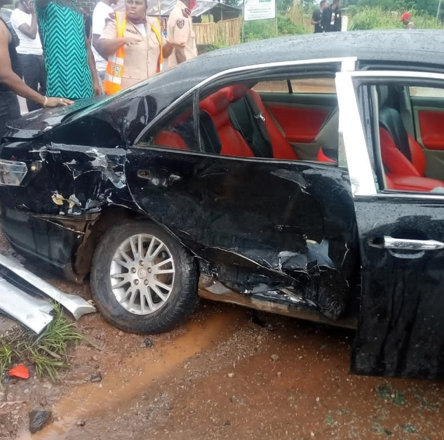 Actress Destiny Etiko Survives Car Accident