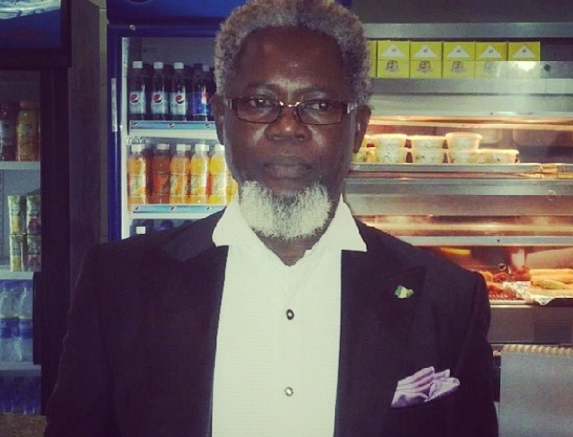 Nollywood Veteran Victor Olaotan Is Dead