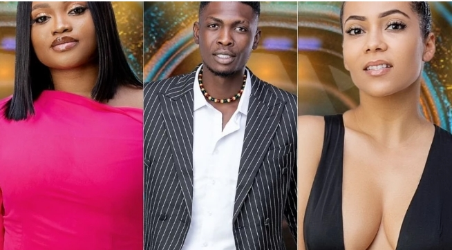 BBNaija: See How Viewers Voted As JMK, Sammie, Maria Exit Show