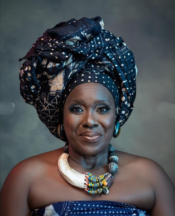 Veteran Actress Joke Silva Celebrate Four Decades In Nollywood As She Clocks 60