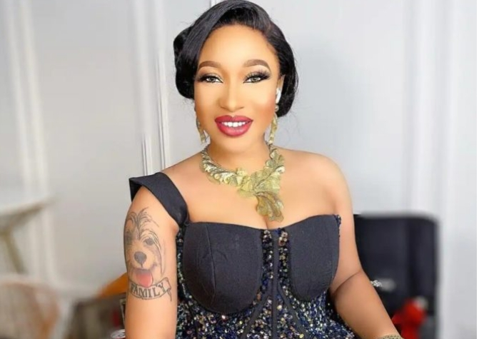Tonto Dikeh Reacts Amid Alleged Separation With Lover