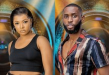 BBNaija 2021: Emmanuel Confronts Liquorose For Distancing Herself