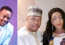 Gospel Singer, Lanre Teriba's Babymama Drags Him To Filth