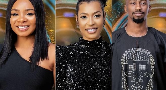 BBNaija 2021: Another Plot Twist As Nini, Saga & Queen Leaves The Show