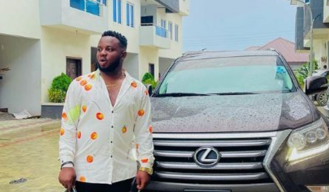 Comedian Sabinus Gifts His Parents New House