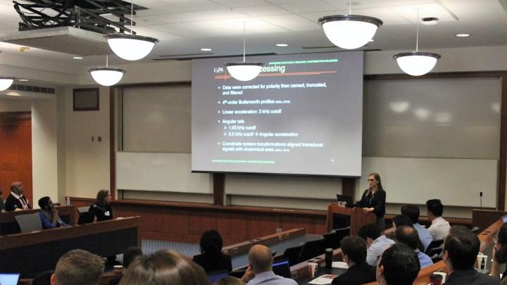 Oral Presenter - Danielle Cristino