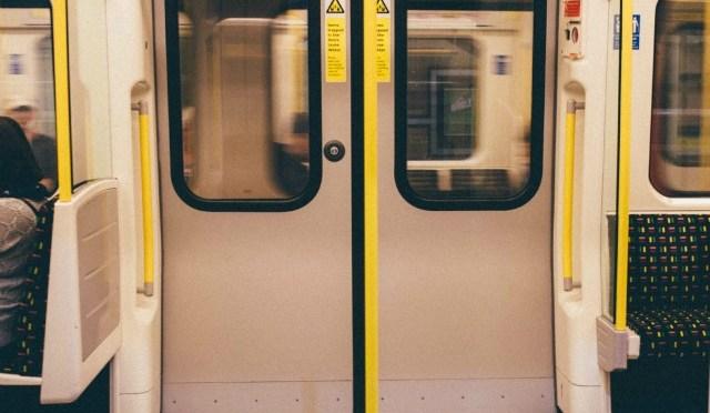 subway to work