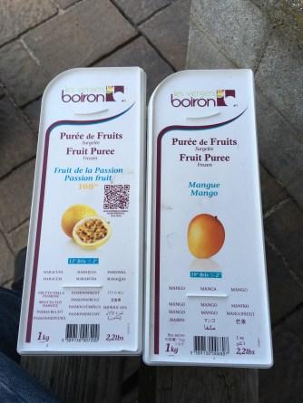 Best quality fruit puree I know