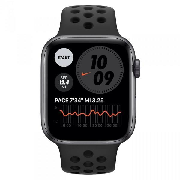 Часы Apple Watch SE Nike