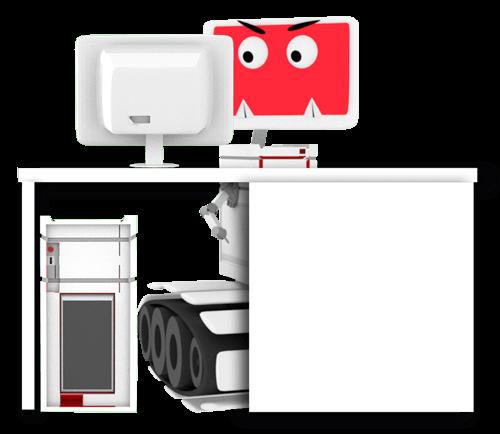 Brutus the Web Designer