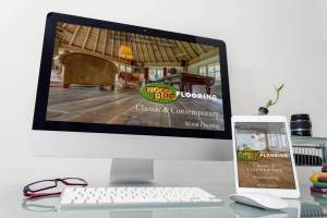 Wood Plus Flooring Website