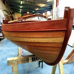 Small Boatbuilding