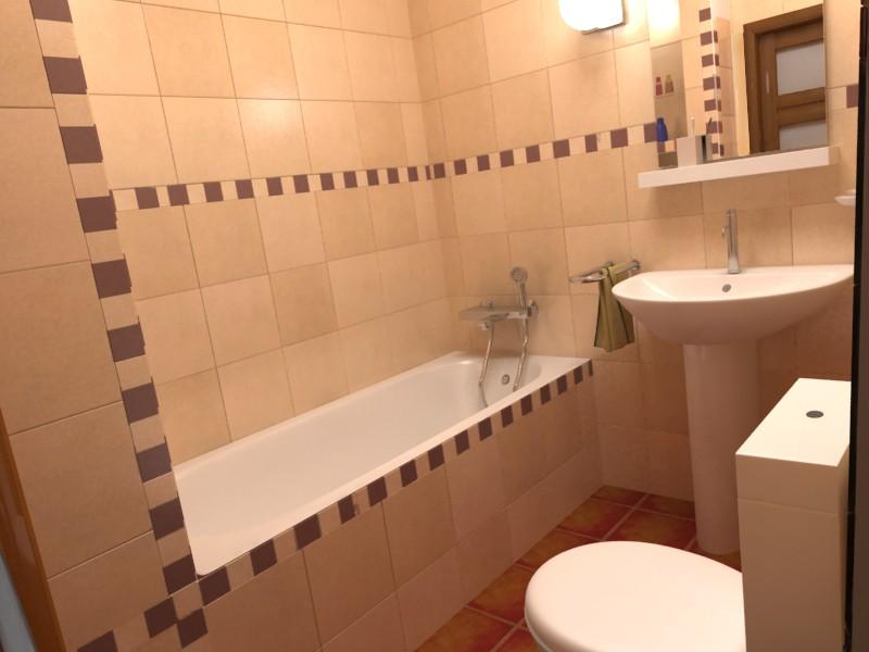 дизайн ванны в хрущевке 7