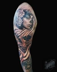 Black and Grey Tattoo Ibud Tattoo Studio Bali (16)