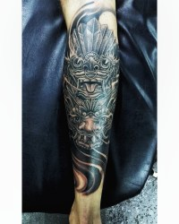 Black and Grey Tattoo Ibud Tattoo Studio Bali (44)