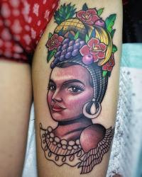 Girl Tattoo - Ibud Tattoo Bali (5)