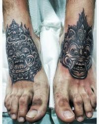 Oriental Asian Tattoo Ibud Tattoo Studio Bali (2)-min