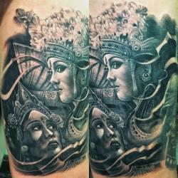 Oriental Asian Tattoo Ibud Tattoo Studio Bali (8)-min