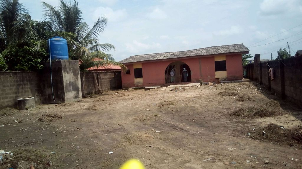 BUNGALOW WITH AMPLE SPACE FOR FUTURE DEVELOPMENT FOR SALE IN MOWE