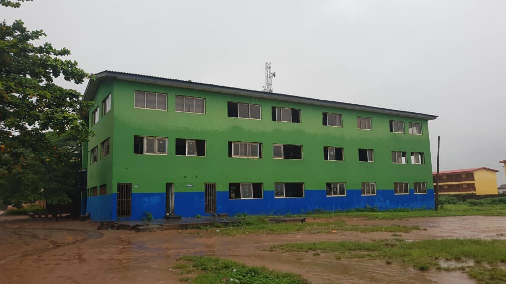 AN INTERNATIONAL HIGH SCHOOL WITH HOSTEL ACCOMMODATIONS FOR SALE AT IFAKO-IJAIYE, LAGOS
