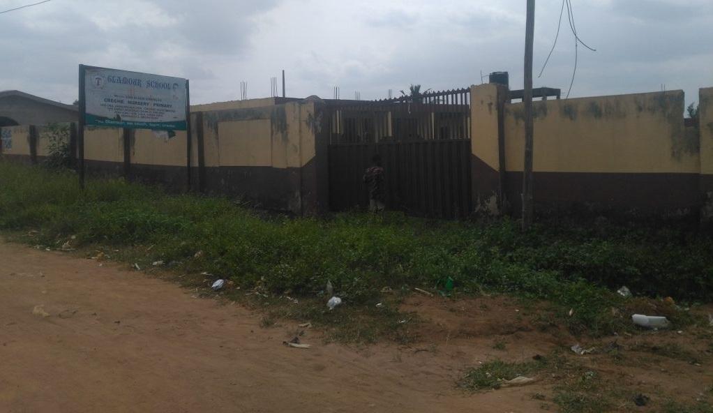 SCHOOL FOR SALE AT SANGO   OGUN STATE