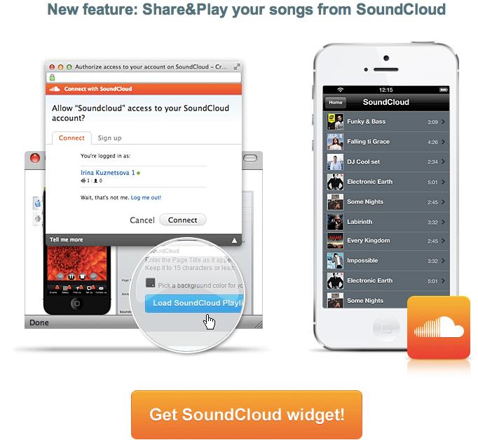 Soundcloud Converter App