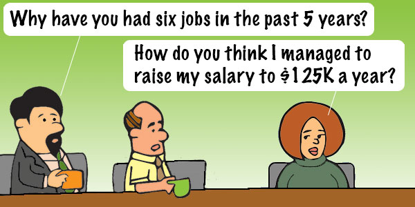 Is Job Hopping Such a Bad Thing?