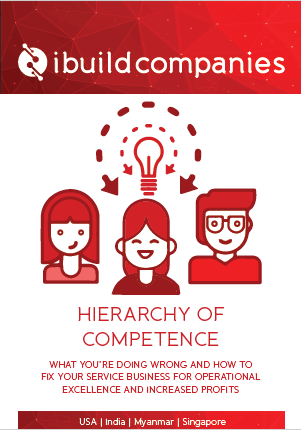 """Download your free PDF: """"Hierarchy of Competence"""" - By Jeanne Heydecker - ibuildcompanies.com"""