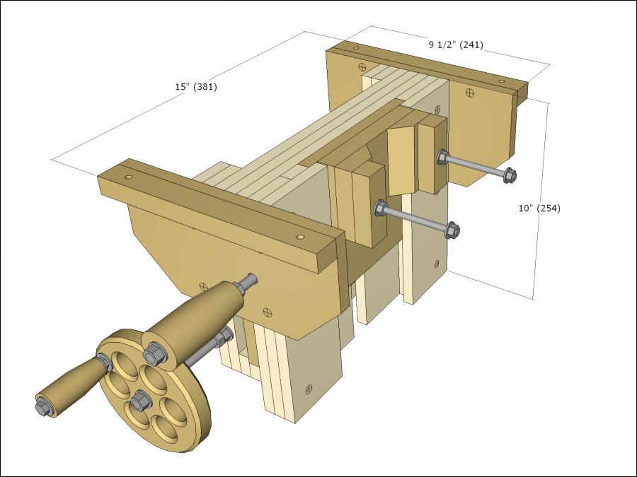 Router Table Lift Plans