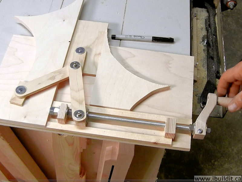 Router Table Jack