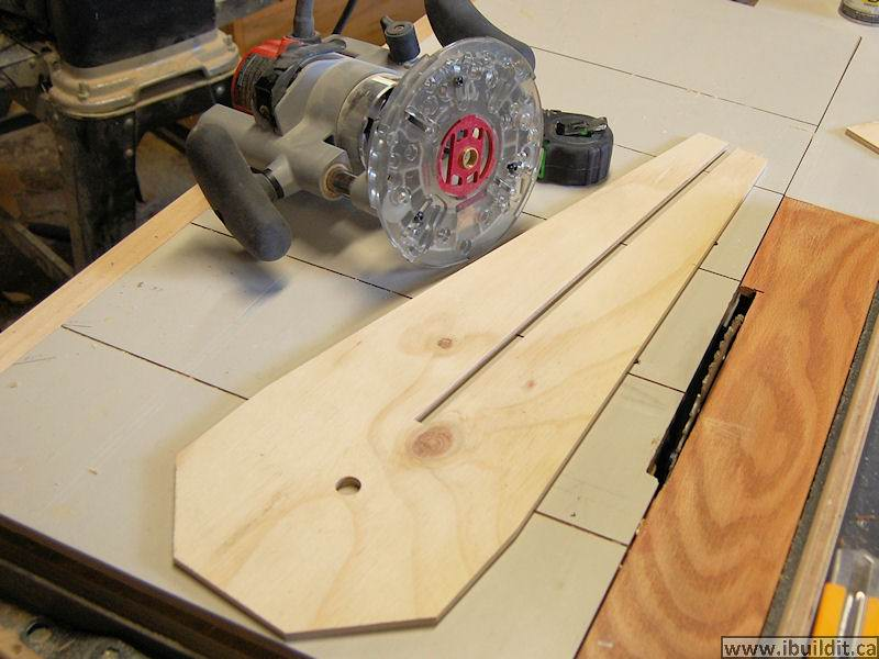 How To Make A Router Template