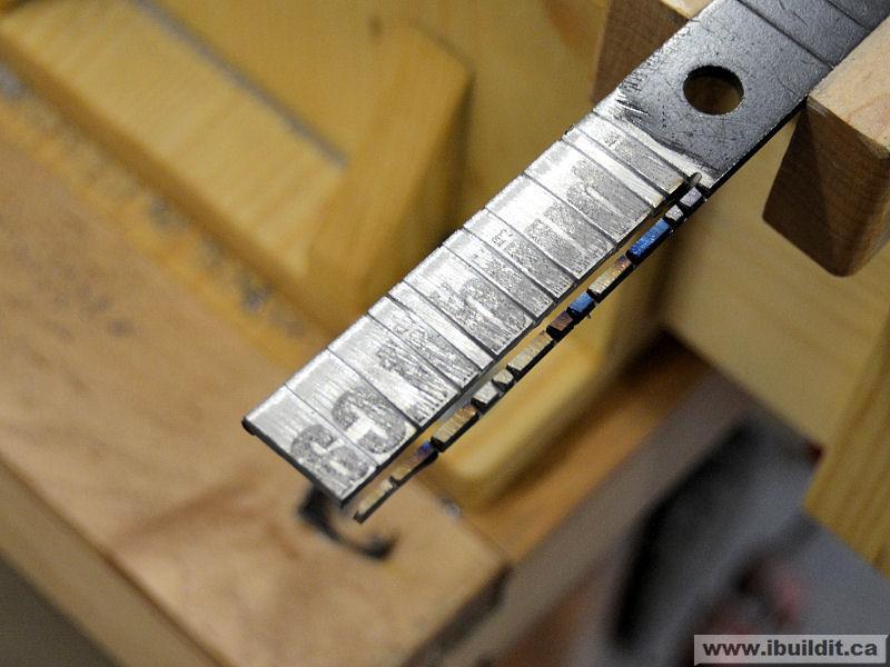 Homemade Wood Branding Iron