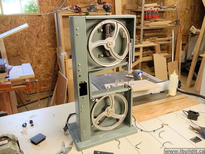 Vintage Craftsman Band Saw Parts