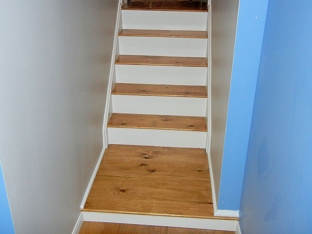 How To Cover Basement Stairs Ibuildit Ca | Cost To Replace Basement Stairs | Hardwood | Stringer | Spiral Staircase | Stair Railing | Bulkhead