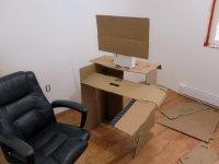 How To Make a Computer Desk - IBUILDIT.CA
