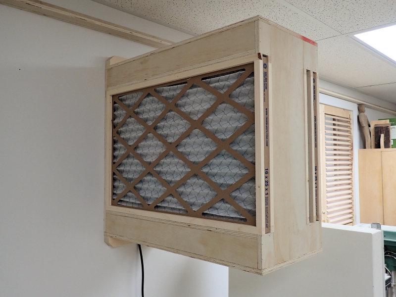 Woodshop Air Filter