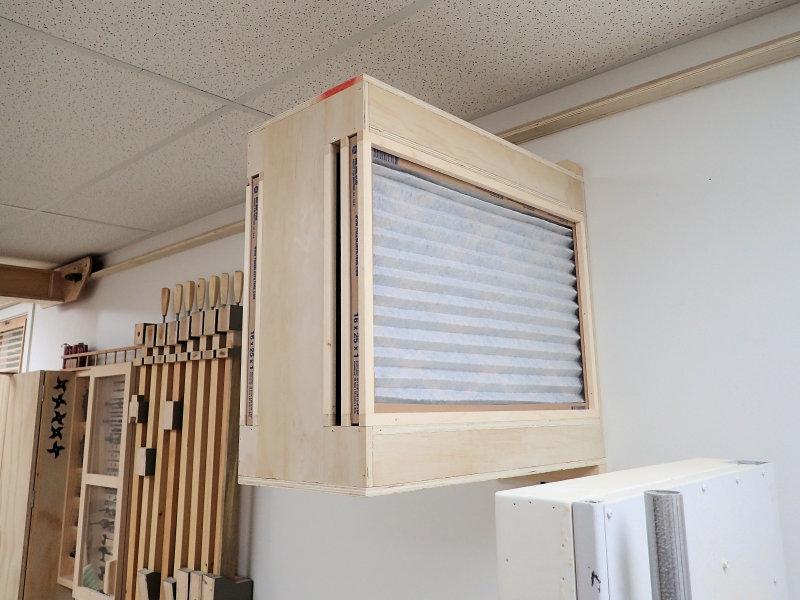 Wood Shop Air Cleaner