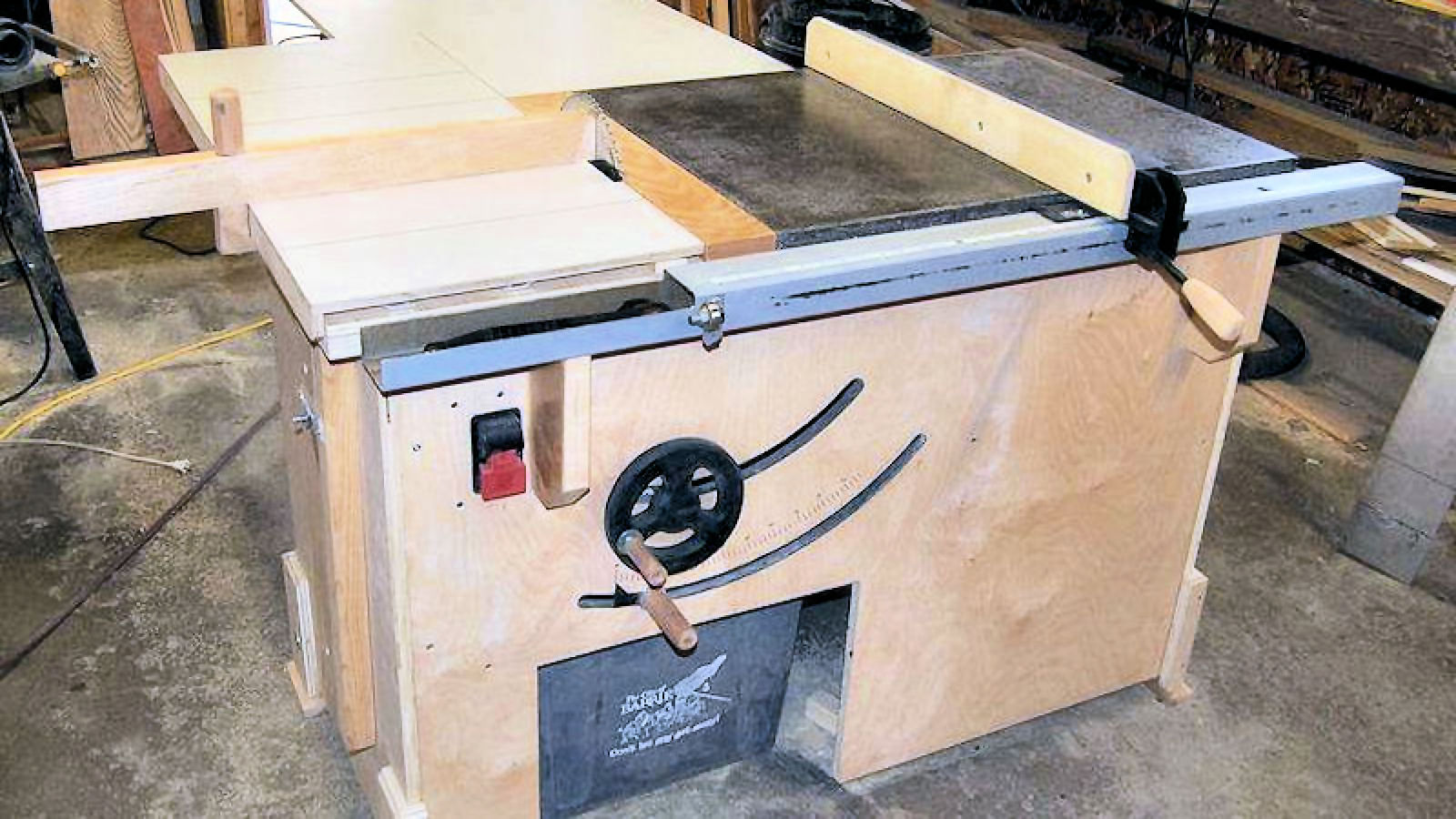 How To Cut Notches In Wood With Table Saw