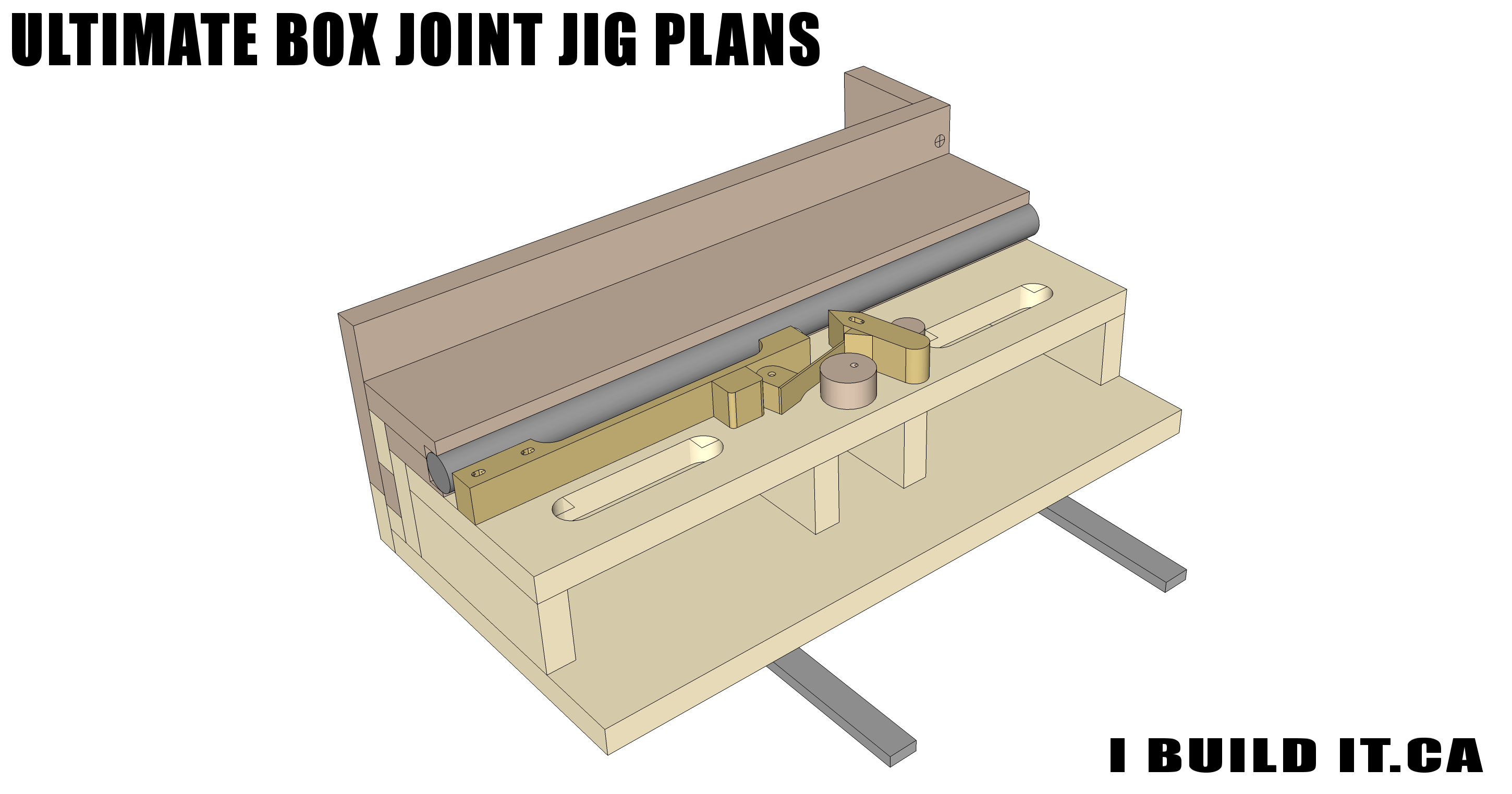 Box Joint Box Plans