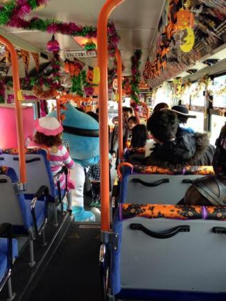 Halloween_bus-cosplay_japon