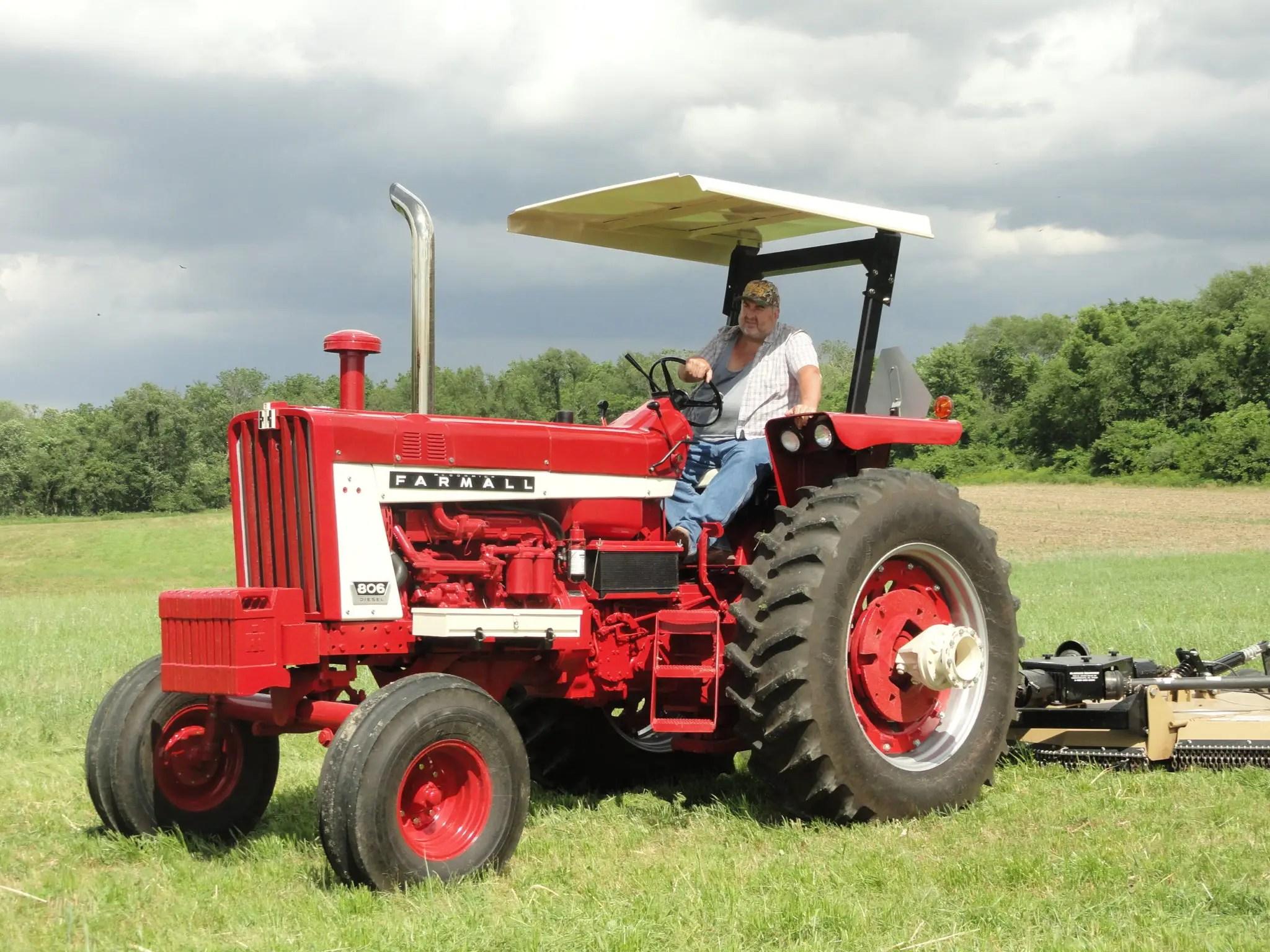 1066 International Tractor Wiring Harness International Economy Hex Axle Iron Bull Mfg